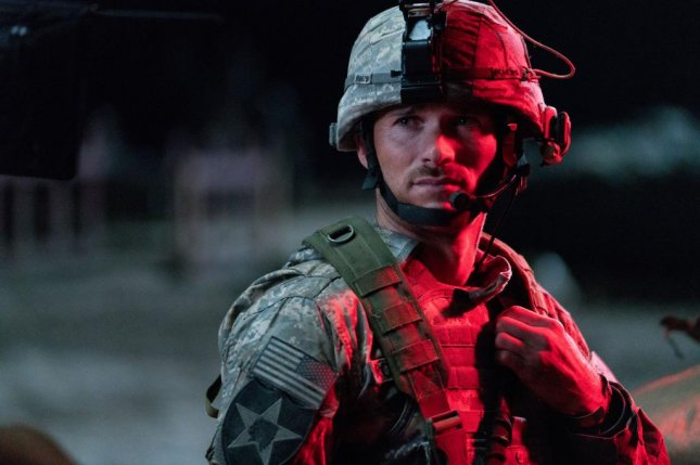 Scott Eastwood plays Staff Sgt. Clint Romesha in The Outpost. Photo courtesy of Screen Media