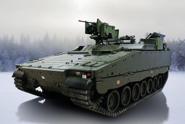 Norway's Army has ordered 20 additional CV90 Infantry Fighting Vehicles from BAE. Photo courtesy BAE