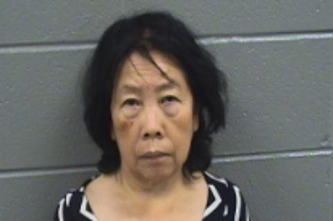Pa Yang is being held at the Cook County, Ill., jail on $50,000 bail on a drug charge. Photo courtesy Cook County Sheriff's Office