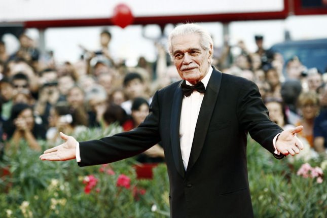 Omar Sharif dies at age 83. Photo by Andrea Raffin / Shutterstock.