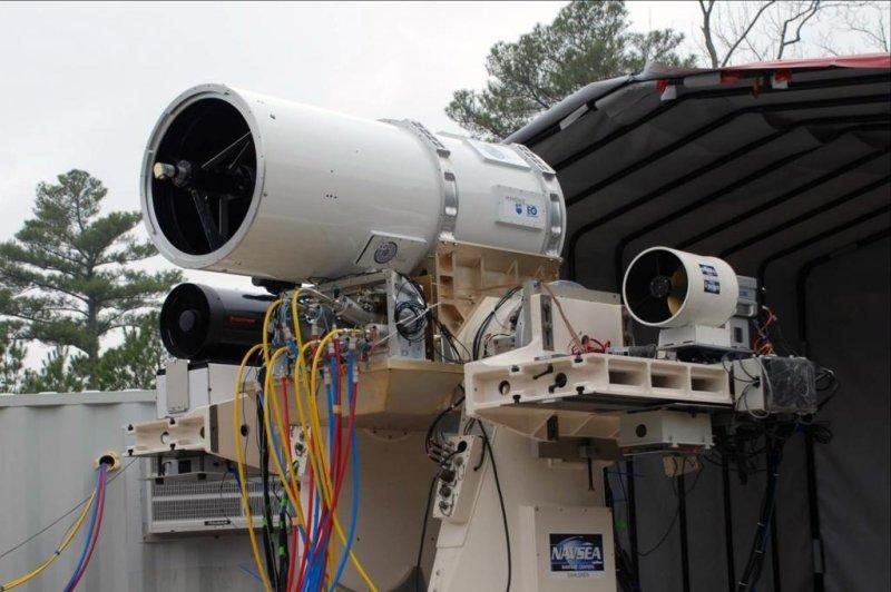 U K  Defense Ministry finalizes laser weapon system contract - UPI com