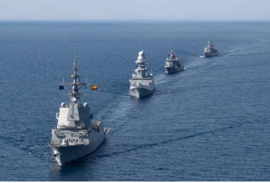 Dynamic Manta 2021, a 12-day NATO anti-submarine warfare exercise, concluded successfully, the U.S. Navy said. Photo courtesy of NATO