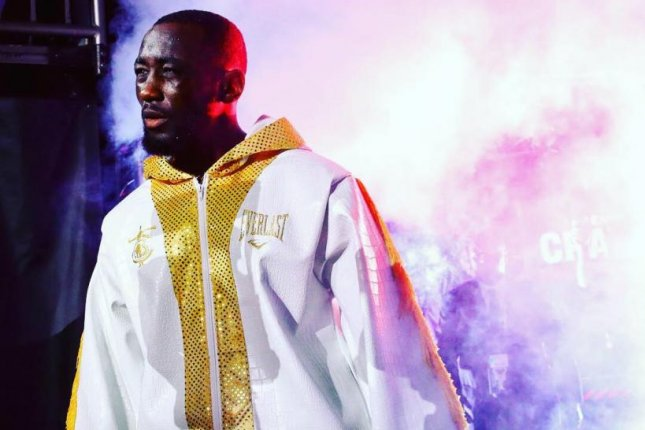 Terence Crawford has a 35-0 record with 26 knockouts entering his bout against Egidijus Kavaliauskas on Saturday in New York City. Photo courtesy of Top Rank
