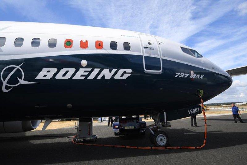 Crisis manager J. Michael Luttig will retire on December 31, Boeing said. File photo byAndy Rain/EPA-EFE