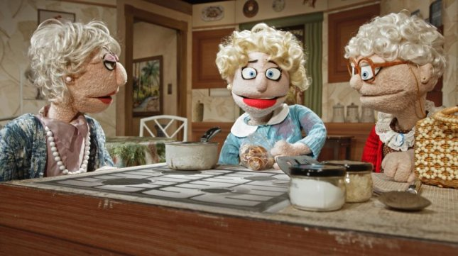 New episodes of That Golden Girl Show! puppet parody will be streaming on Broadway on Demand later this month. Photo courtesy of Rockefeller Productions