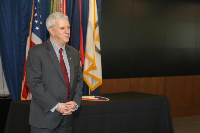 James McPherson, shown here in 2018 when he served as general counsel of the U.S. Army, sent a letter to Navy personnel and families Thursday pledging to do everything in his power to support their safety. Photo by Teddy Wade/U.S. Army
