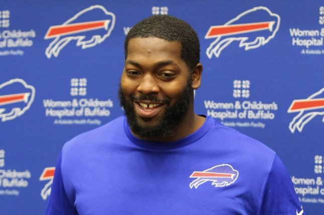 Defensive tackle Adolphus Washington was a third round pick by the Buffalo Bills in the 2016 NFL Draft. Photo courtesy of the Buffalo Bills/Twitter