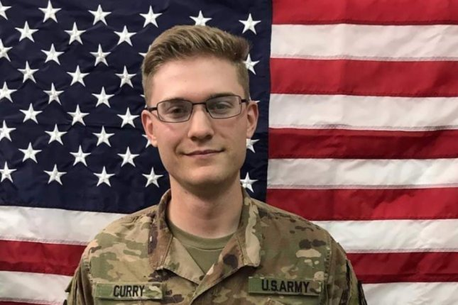 Sgt. Christopher Wesley Curry, 23, died Monday in Iraq in what officials are describing as a non-combat-related incident. Photo courtesy ofU.S. Army