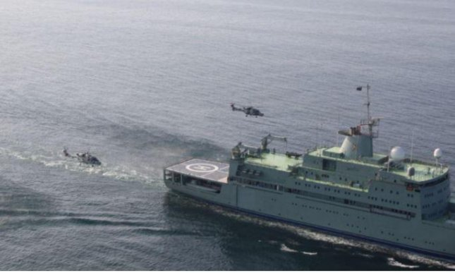 U.S. Navy joins, Oman, France, Britain in mine countermeasures exercises