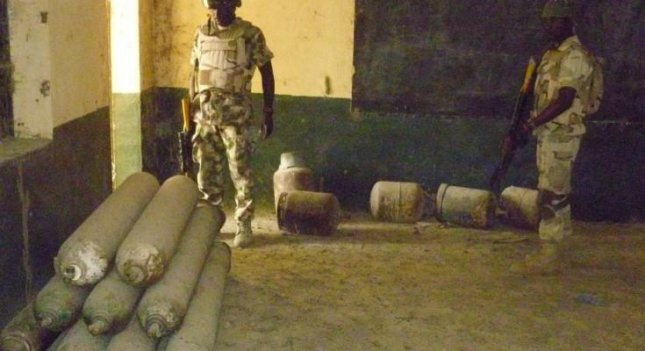The Nigerian government says it has reduced the scope and strength of the Islamist insurgent group Boko Haram. Khalid al-Barnawi, leader of the Boko Haram splinter group Ansaru, was captured Sunday. Photo courtesy of the Nigerian Army
