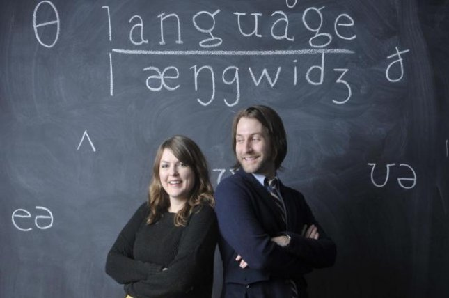 Husband-and-wife research team Cristina Rabaglia and Sam Maglio showed in their latest study that people associate different word sounds with the relative distance of an object. Photo by University of Toronto Scarborough