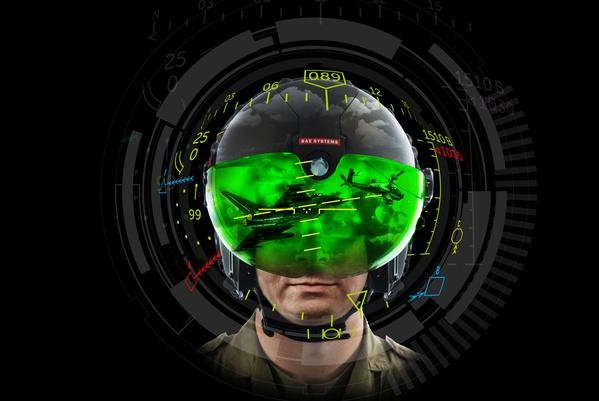 BAE Systems' Striker II Helmet-Mounted Display has completed the second phase of Eurofighter Typhoon integration trials, the company announced Monday. Image courtesy BAE Systems