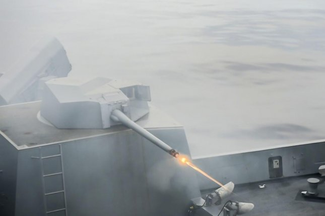 GenDyn nets $25 6M for MK46 gun systems on Navy's LCS, LPD