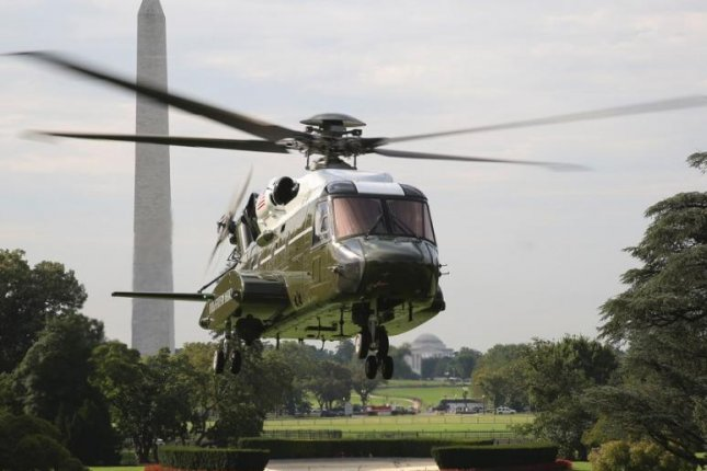 The replacement of helicopters used by the President of the United States has been delayed to January 2021 to address onboard communications issues, a General Accountability Office report said this week. Photo by Hunter Helis/U.S. Marine Corps