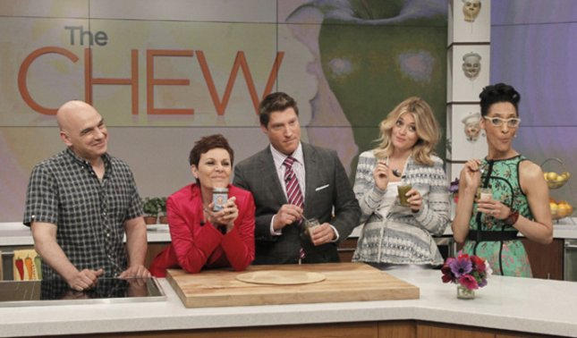 Image of The Chew and General Hospital cast members, courtesy of ABC.