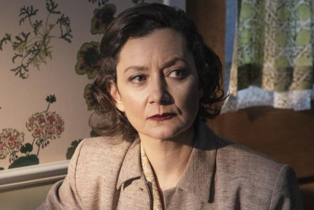 Sara Gilbert stars as J.M. From Cleveland in HBO Max's upcoming LGBTQ docuseries, Equal. Image courtesy of HBO Max