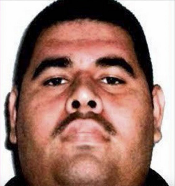 Juan Manuel Alvarez Inzunza, 34, one of the top money launderers for Mexican drug lord Joaquin El Chapo Guzmán, was captured while vacationing in Oaxaca, Mexico by Mexican Federal Police and the Mexican Army. He is alleged to have laundered about $4 billion over the last ten years. Photo by Mexican Federal Police