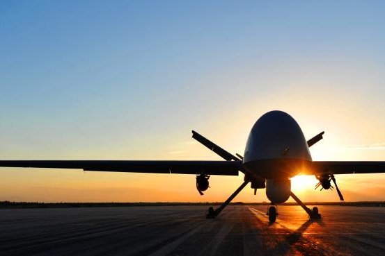 China's Wing-Loong II UAS, an unmanned aerial aircraft capable of reconnaissance and airstrikes, made its maiden voyage on Monday. The Wing-Loong II is larger than the Wing-Loong I, pictured, and is designed to be the equivalent of the United States' MQ-9 Reaper. Photo by Aviation Industry Corporation of China