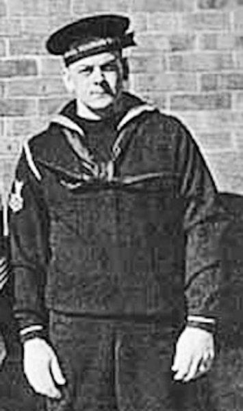 Navy Fireman 3rd Class Willard I. Lawson died when a torpedo struck the USS Oklahoma, causing it to capsize. File Photo courtesy of the Defense POW/MIA Accounting Agency