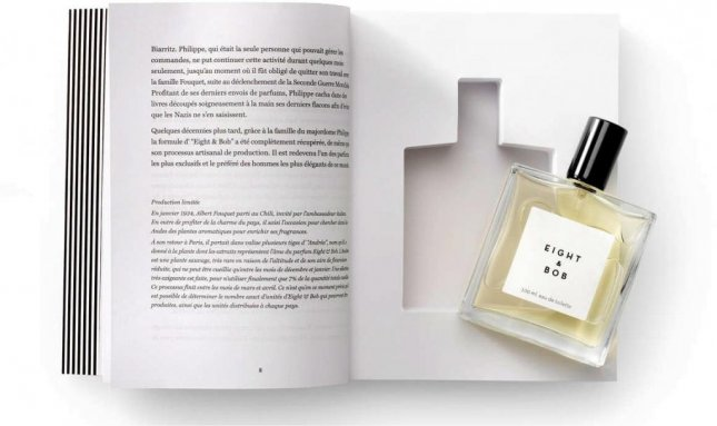 Eight & Bob, the fragrance worn by President John F. Kennedy, made available after 60 years. (Credit: Eight & Bob)