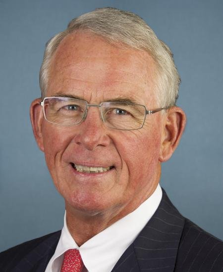 Rep. Francis Rooney announced his retirement Saturday after two terms in office. Photo courtesy of U.S. Congress.