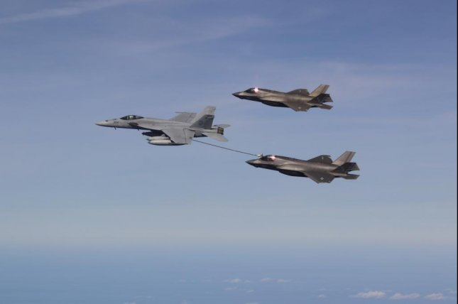 Joint U.S.-Britain military exercises integrate F-35B, F-35C fighter jets