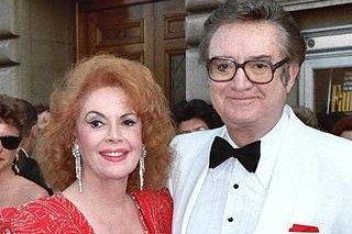 Jayne Meadows and Steve Allen in 1987. Photo by Alan Light/Wikimedia Commons