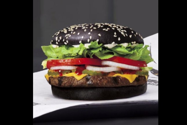 Look: Burger King's 'wicked' Halloween Whopper - UPI.com