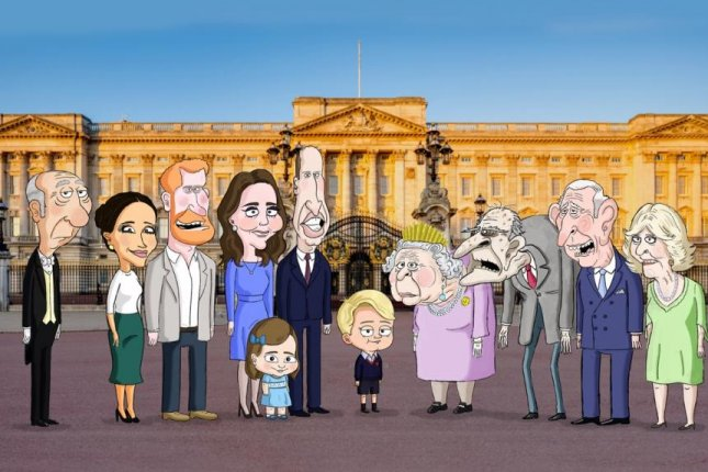 HBO Max has assembled a star-studded voice cast for its new royal-themed cartoon series, The Prince. Photo courtesy of HBO Max