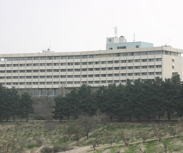 Ismail Jan, suspected of providing material support to the suicide bomb attacks on Kabul's Inter-Continental hotel (pictured here), was killed in a NATO airstrike. (file/CC/UPI)