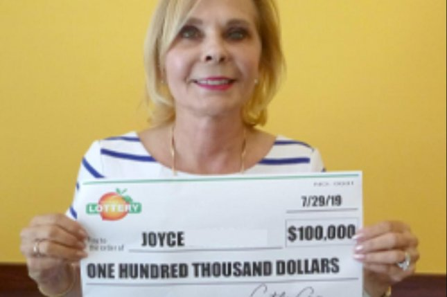 Birthday numbers prove lucky for lottery player on her