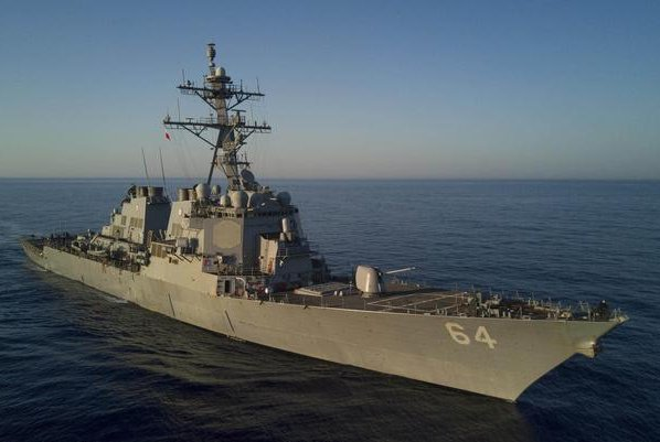 The USS Carney, along with the USS Winston S Churchill, are scheduled to head to Jacksonville, Fla., for repair and upgrade work. Photo courtesy of BAE Systems