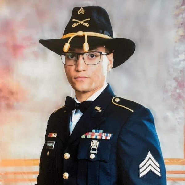 Sgt. Elder Fernandes, who is 5 feet, 4 inches tall and weighs 135 pounds, was last seen wearing black Army shorts, a T-shirt and red shoes. File Photo courtesy of the U.S. Army