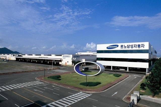 Renault Samsung Motors decided to partially shut down its Busan, South Korea, factory amid a strike by its union workers. Photo courtesy of Renault Samsung Motors
