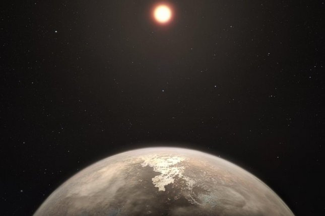 Alien life breakthrough on newly-discovered planet 'just like Earth'