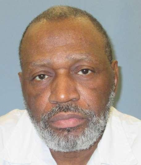 Vernon Madison was sentenced to death for the 1985 shooting of a Mobile police officer. File Photo courtesy of the Alabama Department of Corrections