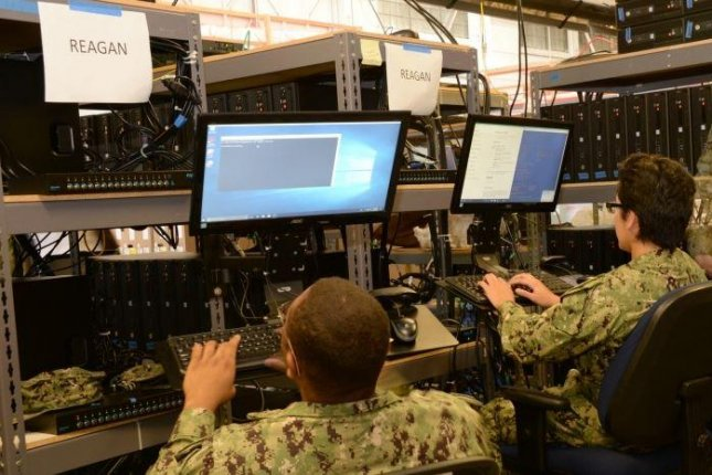 The U.S. Navy's Information Warfare Information Project received a two-year extension and a $400 million ceiling increase. Photo courtesy of Naval Information Warfare systems Command