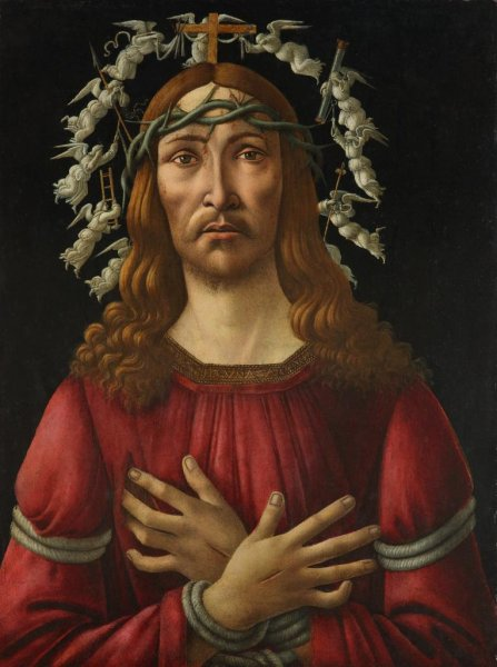 Botticelli portrait of Christ expected to fetch $40M at auction