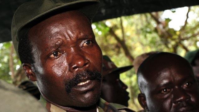 $5 million bounty offered for Joseph Kony