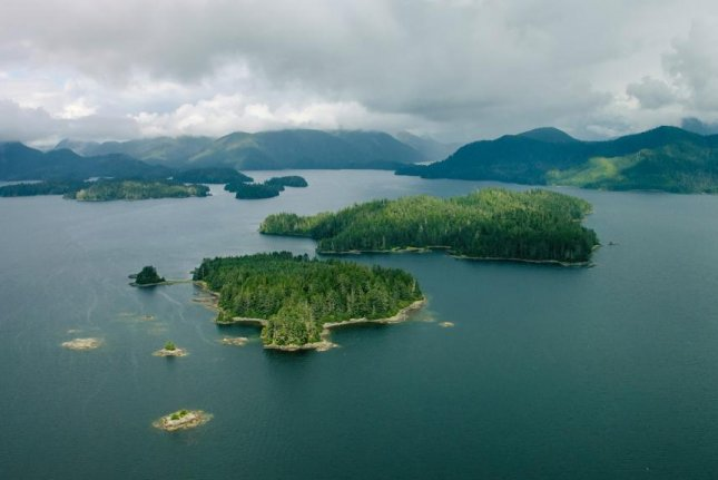 The Tongass National Forest in Alaska is one of the world's largest intact temperate rainforests and traps more carbon emissions than any other forest in the United States. File Photo courtesy U.S. Forest Service