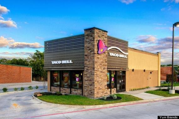 A Taco Bell store (Courtesy Taco Bell)