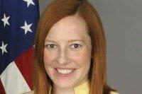 U.S. Department of State spokesperson Jen Psaki. (State Department)