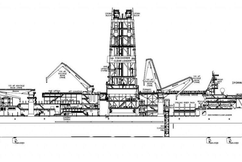 Chevron terminates Gulf of Mexico rig contract early