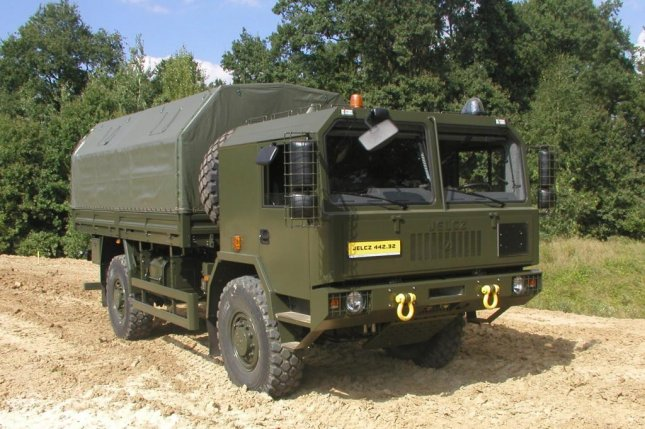 A Jelcz all-terrain vehicle powered by a MTU series 106 engine. Photo courtesy of Rolls-Royce AG