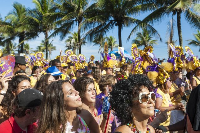 Millions have joined Carnival celebrations in Brazil despite the threat presented by the Zira virus outbreak. File photo by lazyllama/Shutterstock