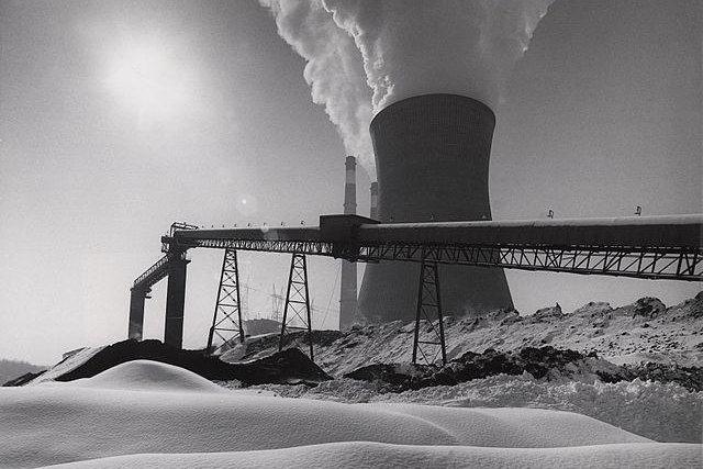 The Hatfield's Ferry Power Plant in Pennsylvania. (U.S. Energy Department)