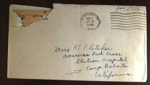 Letter delivered with 1944 postmark   UPI.com