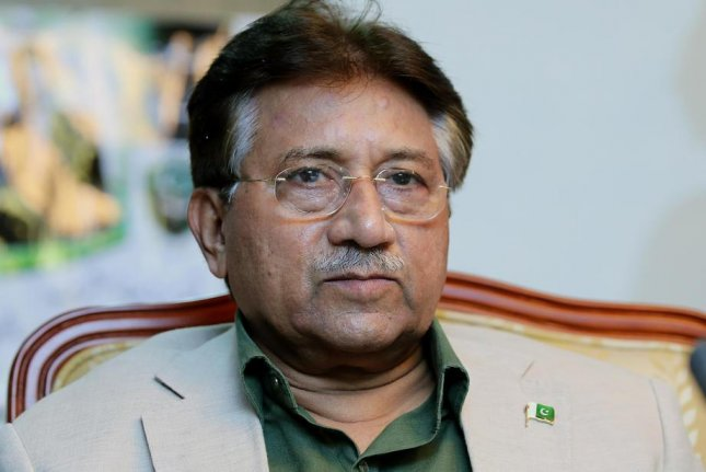 Attorneys for former Pakistani President Pervez Musharraf have appealed his death sentence for treason. File photo by Ali Haider/EPA-EFE