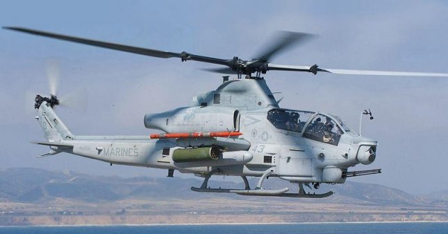Bell Helicopter's AH-1Z Viper for the U.S. Marine Corps. U.S. Navy photo by Mass Communication Specialist 3rd Class Dominique Pineiro