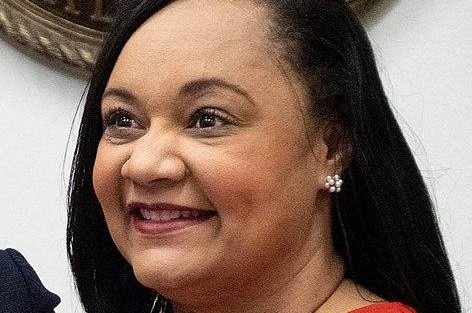 Georgia Democrats on Monday selected state senator and party leader Nikema Williams to replace the U.S. Rep. John Lewis on the November ballot, just three days after his death. Photo by John Ramspott/Wikimedia Commons